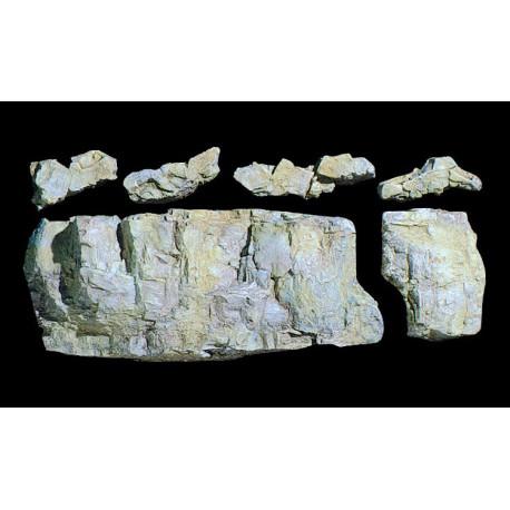 Molde de rocas para realizar en escayola o yeso, Ref: C1243.