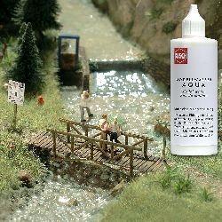 Liquido para simulación de agua, Marca Busch, Ref: 7589.