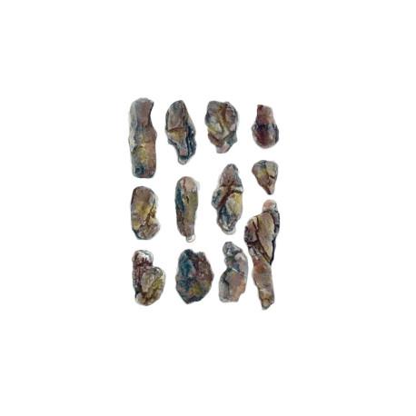 Molde de rocas para realizar en escayola o yeso, Ref: C1246.