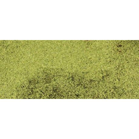 Maleza en manto, 28 x 14 cm, Verde Claro, Marca Heki, Ref: 1675.