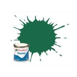 Verde Oscuro Mate ( 30 ). Bote 14 ml. Marca Humbrol. Ref: AA0326.