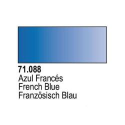 Acrilico Model Air Azul Frances. Bote 17 ml. Marca Vallejo. Ref: 71.088.