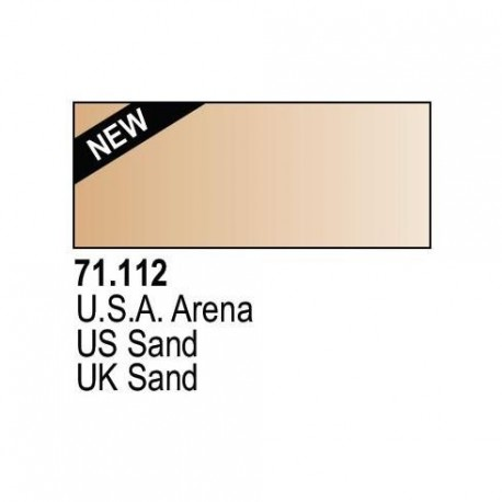 Acrilico Model Air Arena. Bote 17 ml. Marca Vallejo. Ref: 71.112.