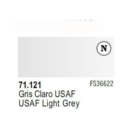 Acrilico Model Air Gris Gaviota USN . Bote 17 ml. Marca Vallejo. Ref: 71.121.