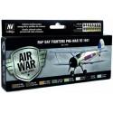Set Model Air, aviones y vehículos