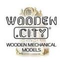 Wooden City, Construciones Corte Laser.