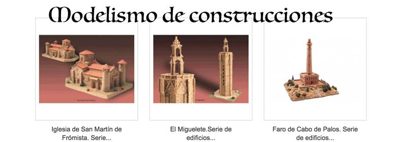 Modelismo de construcciones