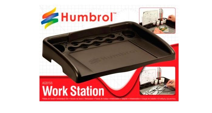 Estación de trabajo Humbrol